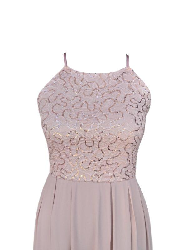 Latte seq & new flesh nina dress- R899